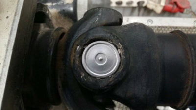 замена кардана ваз 2107