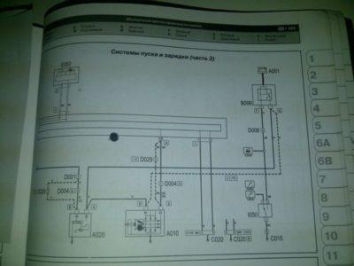 электросхема ауди 80 б3